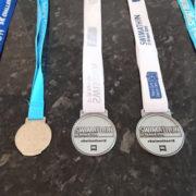 Swimathon-medals